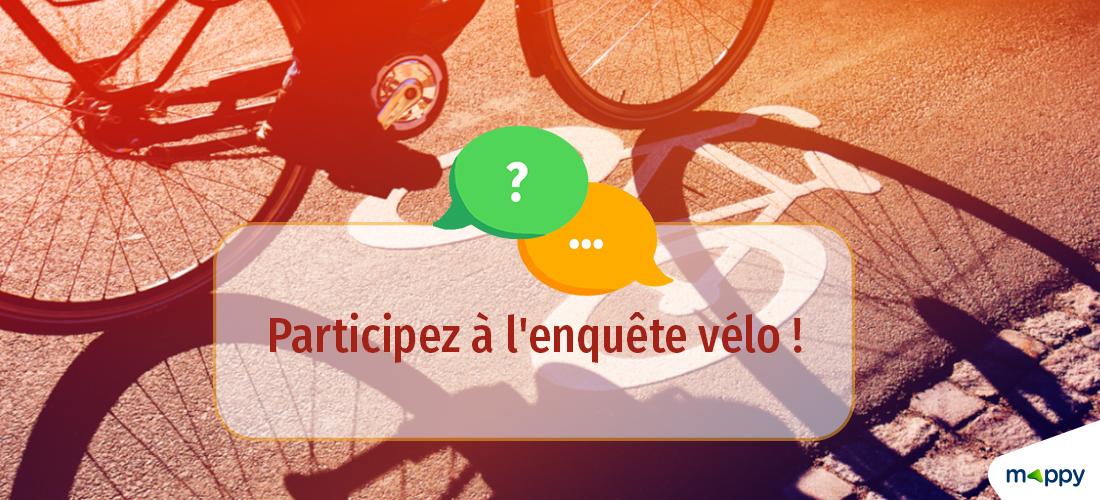 questionnaire pour les cyclistes