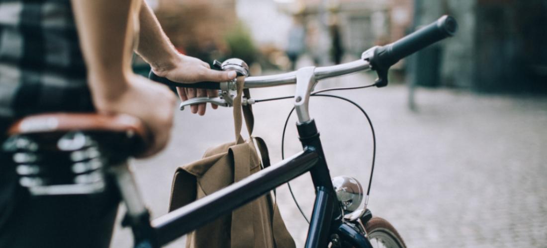 Mappy à vélo